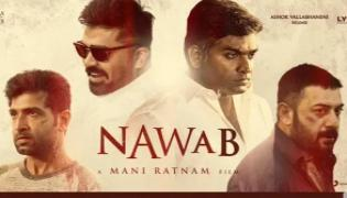 Maniratnam Nawab Second Trailer - Sakshi