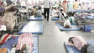 High Alert In Uttar Pradesh After Mystery Fever Claims 84 Lives - Sakshi
