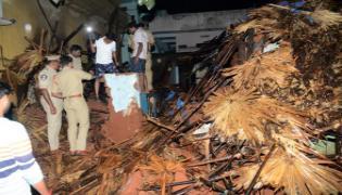 Fire Accident At  East Godavari - Sakshi