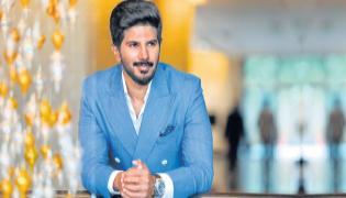 Interview with Dulkar Salman - Sakshi