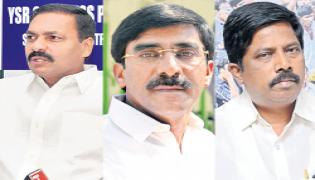 Bommi Reddy allegations are baseless - Sakshi