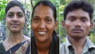 Maoists Details Related To Kidari Sarveswara Rao Murder - Sakshi