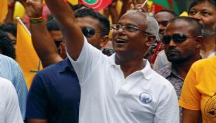 Ibrahim Mohamed Solih Win As Maldives New President - Sakshi