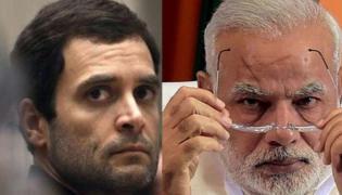 Rahul Gandhi Termed Modi As Indias Commander In Thief - Sakshi