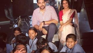 Varun Tej Antariksham Movie Still Released - Sakshi