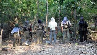 Eitorial Column On Visaka Maoist Incident - Sakshi