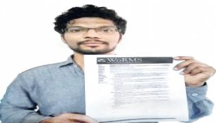 Telugu Scientist in the rare position - Sakshi