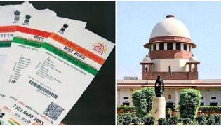 Supreme Court Upholds Validity Of Aadhaar - Sakshi