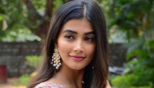 Pooja Hegde send off to ntr aravinda sametha movie - Sakshi