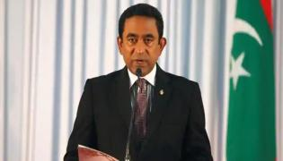 Editorial Column On Maldives President Elections - Sakshi
