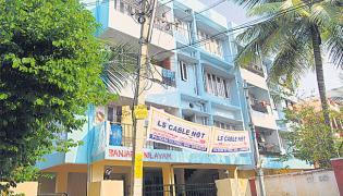House Owner Arrested For Neglect Rental Details - Sakshi
