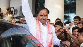 KCR to resume campaign from October 3 - Sakshi