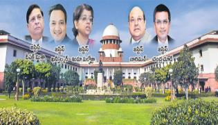 Cannot Interfere With Legislative Domain To Ban Candidates: Supreme Court - Sakshi