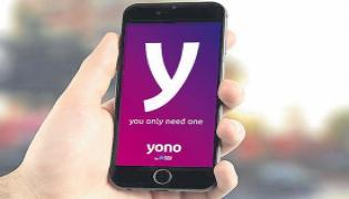 'Yono' App downloads  record within 10 months! - Sakshi