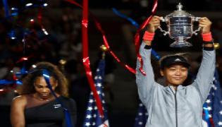 US Open 2018,Naomi Osaka wins title after Serena Williams outburst - Sakshi