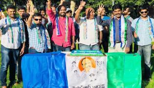 NRIs Wishes YS Jangan mohanreddy - Sakshi