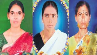 Do you care for the family of women farmers - Sakshi
