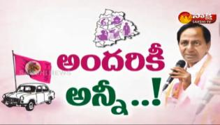 Discussion About TRS ManiFesto - Sakshi