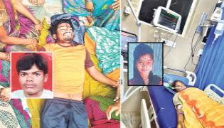 Lovers Suicide Commitment In Rangareddy - Sakshi