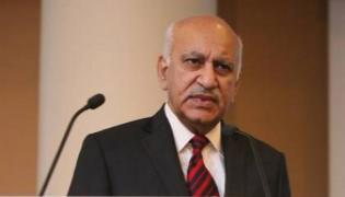 Sakshi Editorial On MJ Akbar Resign Over MeToo Allegations