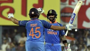 India Won By 8 Wickets in First ODI Against West Indies - Sakshi