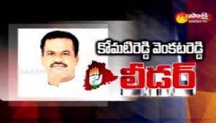 Congress Leader Komatireddy Venkat Reddy Face to Face  - Sakshi