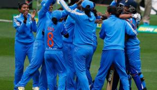 Womens T20 World Cup 2018 - Sakshi
