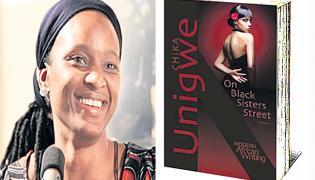 Chika Unigve Book Black Sisters On The Streets - Sakshi