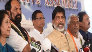 Netizens Series On Mahakutami Over Telangana Elections 2018 - Sakshi