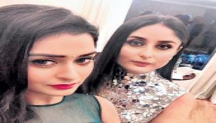 payal rajput meets kareena kapoor - Sakshi