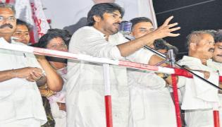 Pawan Kalyan Fires On TDP Corruption - Sakshi