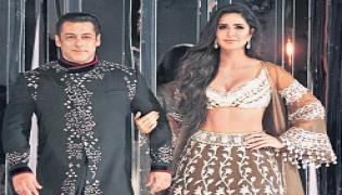 Wagah border recreated for Salman Khan-Katrina Kaif starrer - Sakshi