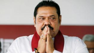 Sri Lanka Parliament Passed No Confidence Motion Against Mahinda Rajapaksa - Sakshi