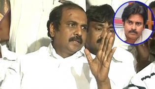 YSRCP Leader Kannababu Critics Pawan Kalyan - Sakshi