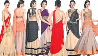 New fashion saree special 16 nov 2018 - Sakshi