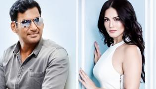 Sunny Leone Special Song In Vishal Movie - Sakshi