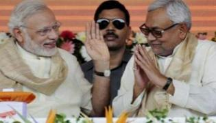 Narendra Modi Get Votes  Again In Bihar Jharkhand And Odisha - Sakshi