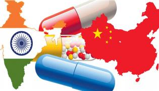 Indian companies dependent on China market for pharmaceutical materials  - Sakshi