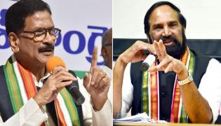 Marri Shashidhar Reddy Allegations On Uttam Kumar Reddy - Sakshi