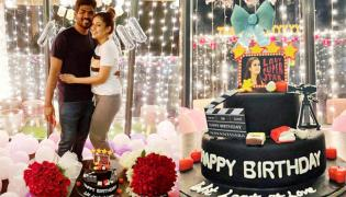 Vignesh Shivan Birthday Wishes To Nayanthara - Sakshi