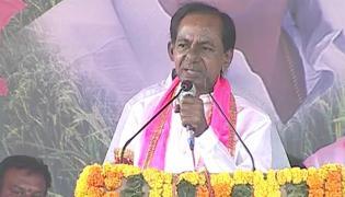 KCR Speech In Devarakonda Public Meeting - Sakshi