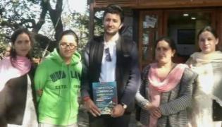 Shimla Man Works On Magazine While In JailAnd Preparing Civils - Sakshi