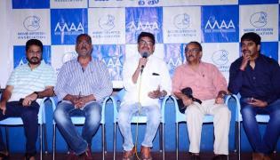 Movie Artiste Association Greets KCR - Sakshi