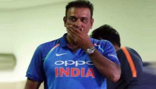 Ravi Shastri Trolled For Obscene Comment After India Win In Adelaide - Sakshi