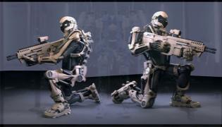 Britain Government Developing Military Robots - Sakshi