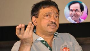 Ram Gopal Varma Says KCR More Handsome Than All Heroes - Sakshi