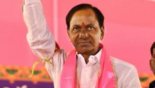 KCR likely to take oath as Telangna CM tomorrow - Sakshi