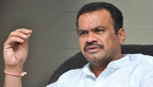 Komatireddy Venkat Reddy Gets Emotional Over His Defeat In Elections - Sakshi