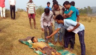 Murder In Yeguva Bondapalli Visakhapatnam - Sakshi
