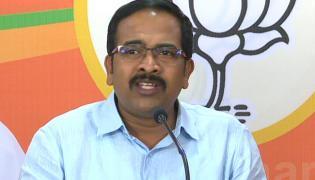 BJP Leader Krishna Sagar Rao Said This Is The Last Chance For KCR - Sakshi